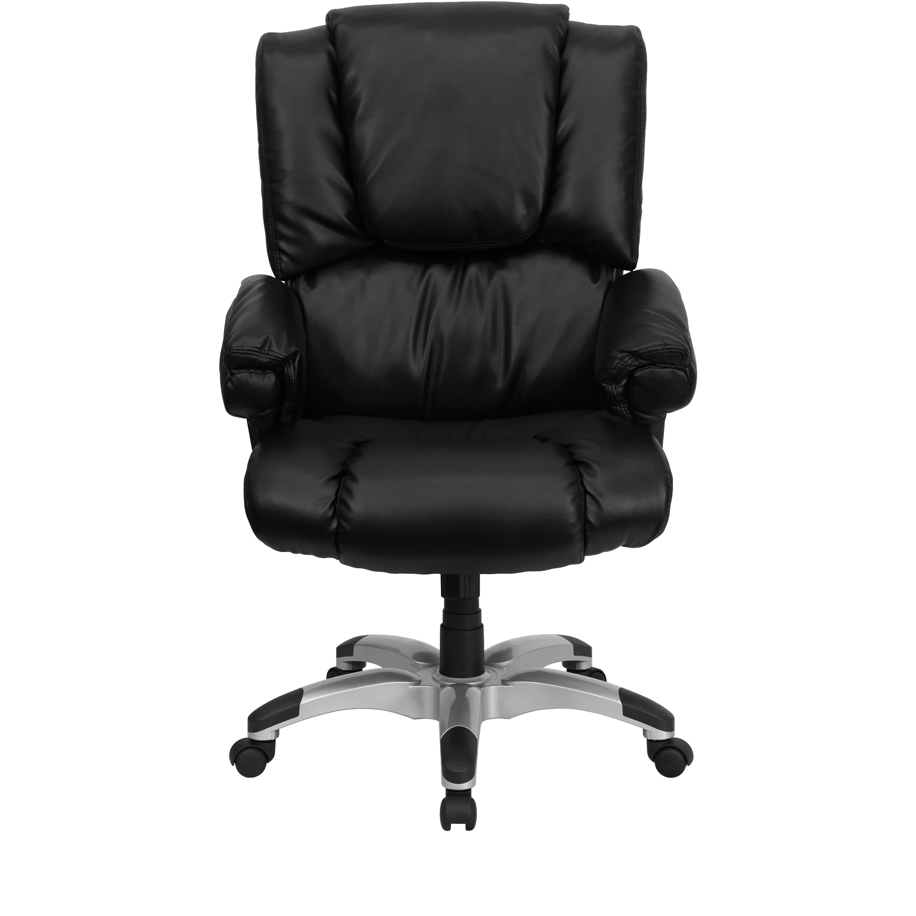 Go Chair Flash Furniture High Back Overstuffed Executive Chair With