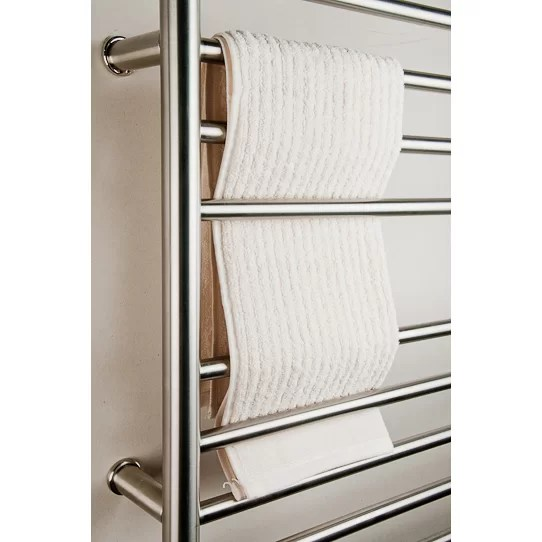 Amba Radiant Wall Mount Hardwired Electric Towel Warmer