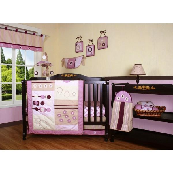 Geenny Boutique Baby Artist 13 Piece Crib Bedding Set &