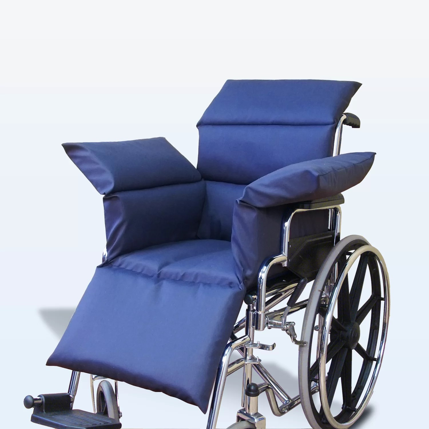 wheelchair cushion types wooden bar stool chairs nyortho reversible comfort seat and reviews wayfair