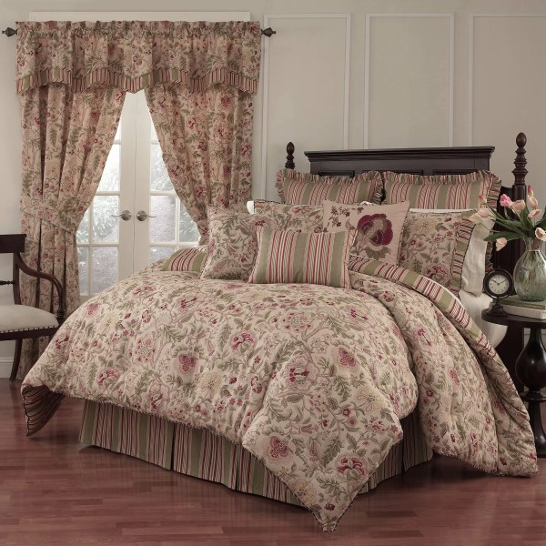 Waverly Imperial Dress Comforter Collection &