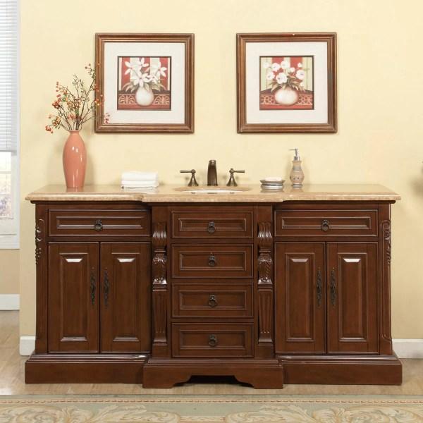 72 Inch Single Sink Bathroom Vanity