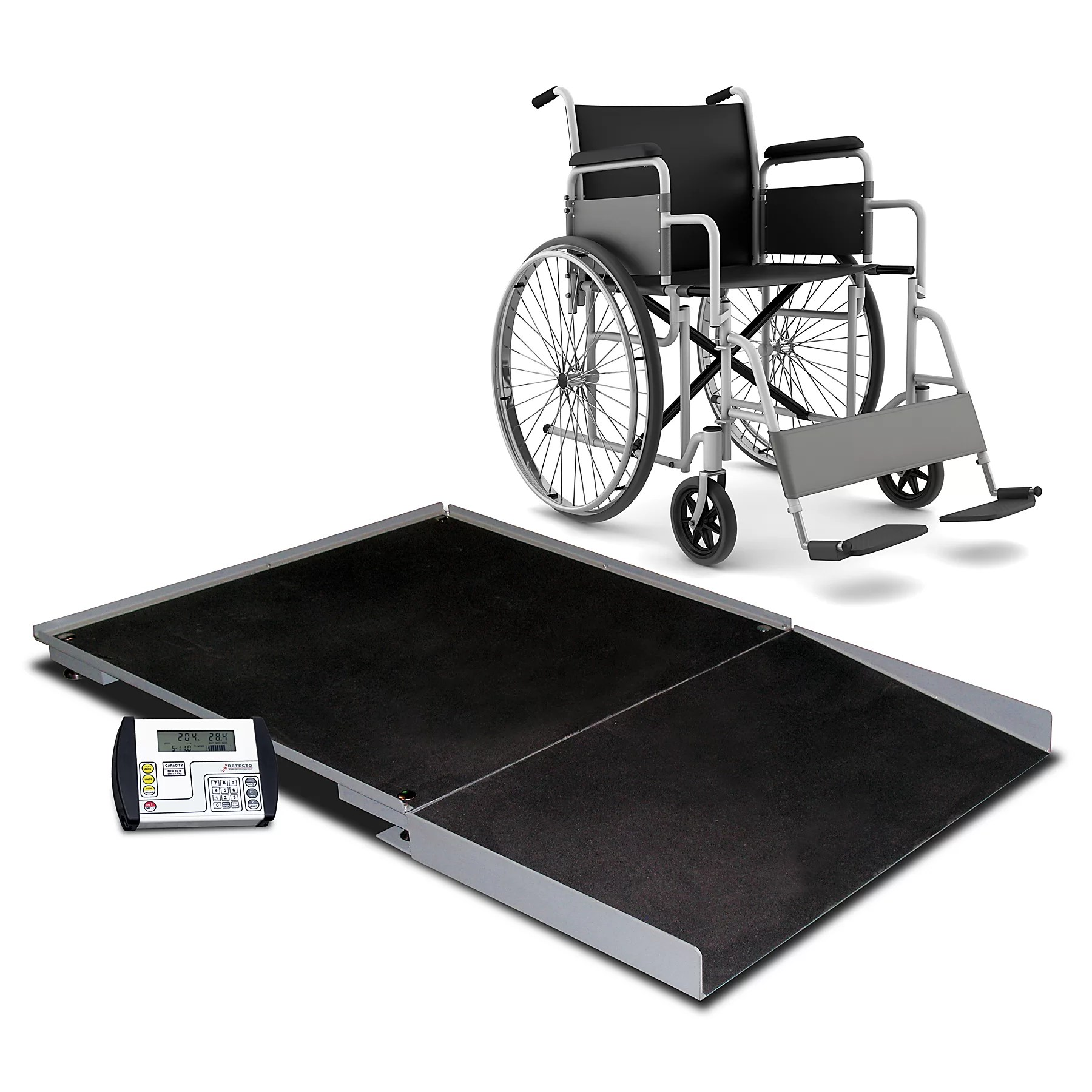 detecto chair scale desk utm digital geriatric stationary wheelchair