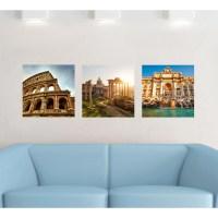 WallPops! Home Decor Line Rome Panoramic Wall Decal | Wayfair