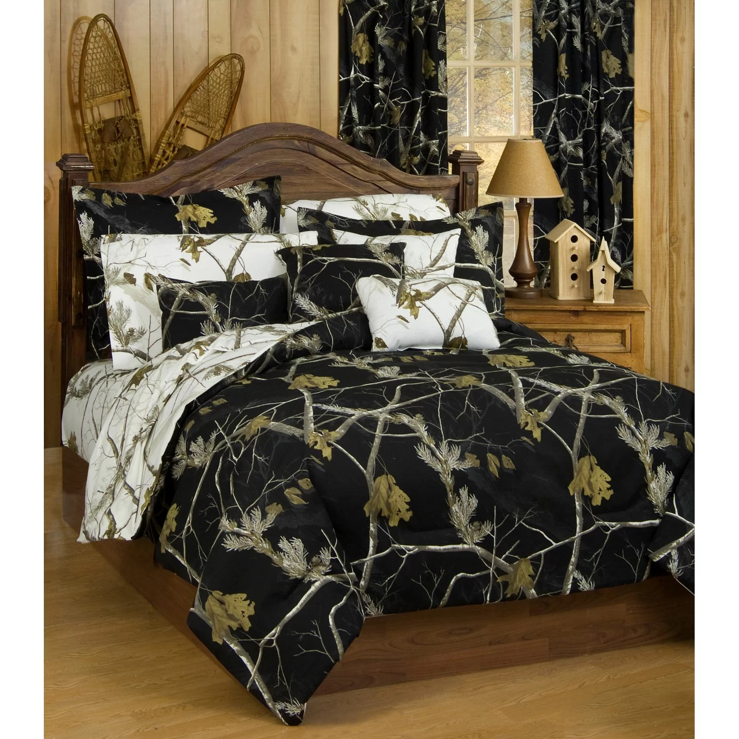 Realtree Camo Comforter Collection & Reviews