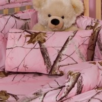 Realtree Realtree Camo 2 Piece Crib Bedding Set & Reviews
