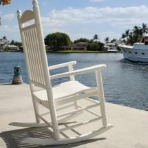 Polywood Jefferson Rocking Chair &