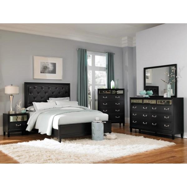 Wildon Home 9 Drawer Dresser With Mirror &