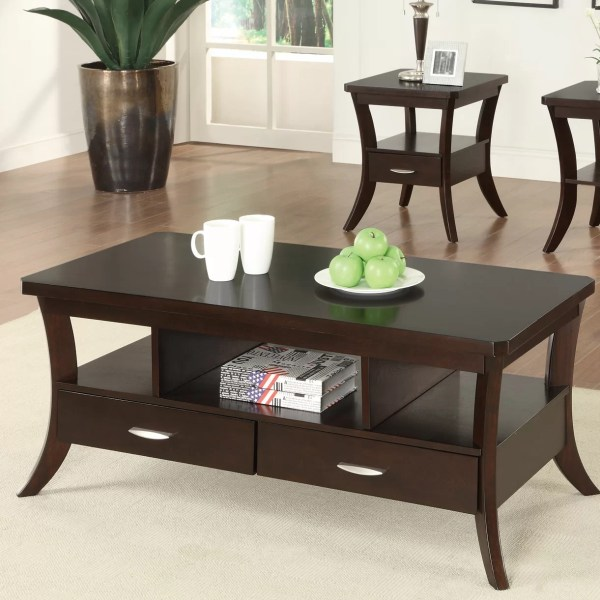Coaster Fine Furniture Coffee Table