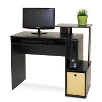 Wildon Home  Home Office Computer Desk and Bin & Reviews ...