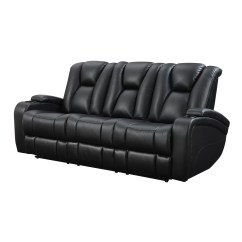 Power Recliner Chairs Reviews Modern Kids Chair Wildon Home  Delange Leather Reclining Sofa