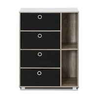 Wildon Home  4 Drawer Multi-Purpose Storage Cabinet ...