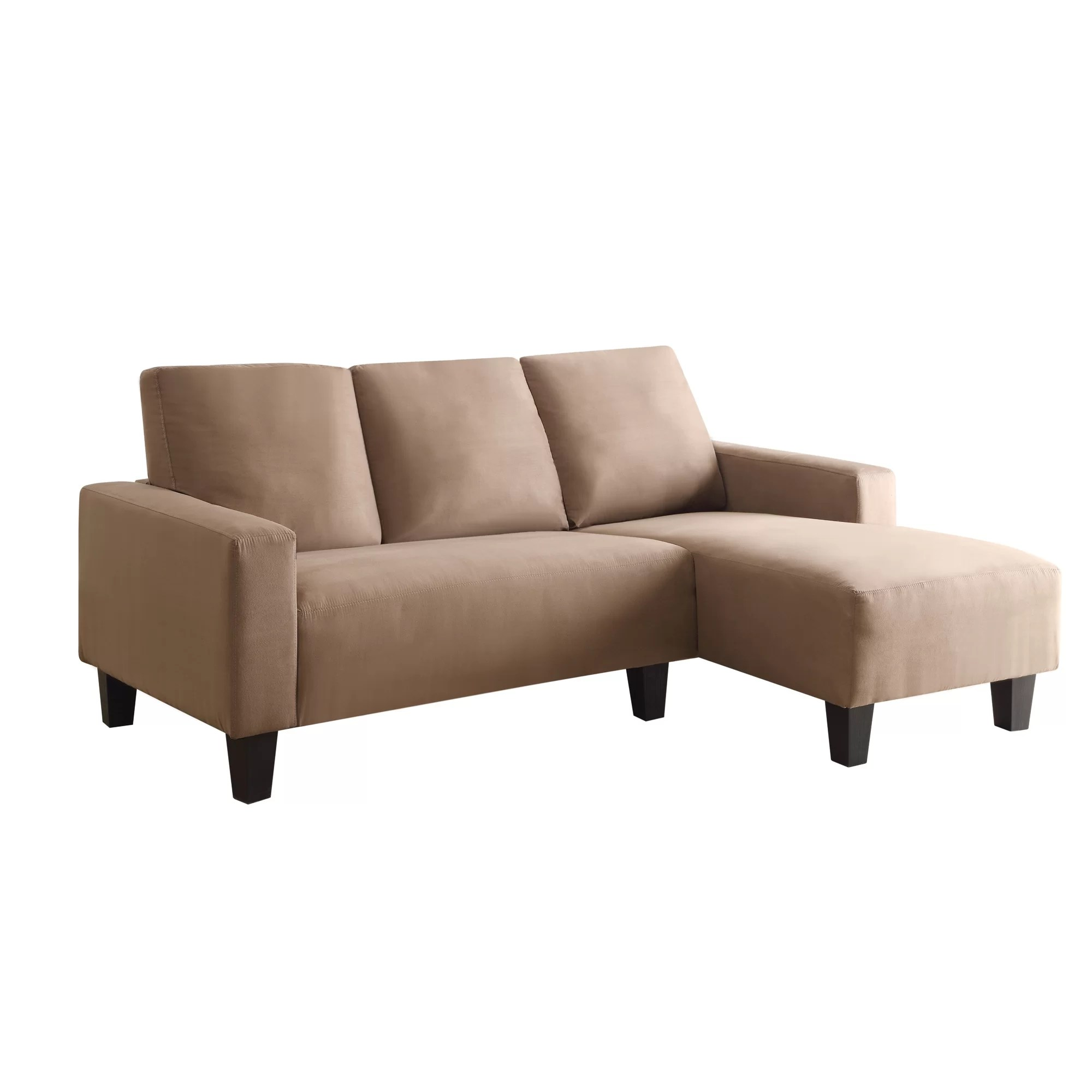 sofas at wayfair seattle wildon home  sectional sofa and reviews