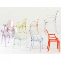 Kartell Lou Lou Ghost Child's Desk Chair & Reviews | Wayfair