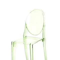 Ghost Side Chair Rocking Conversion Kit Kartell Victoria And Reviews Wayfair