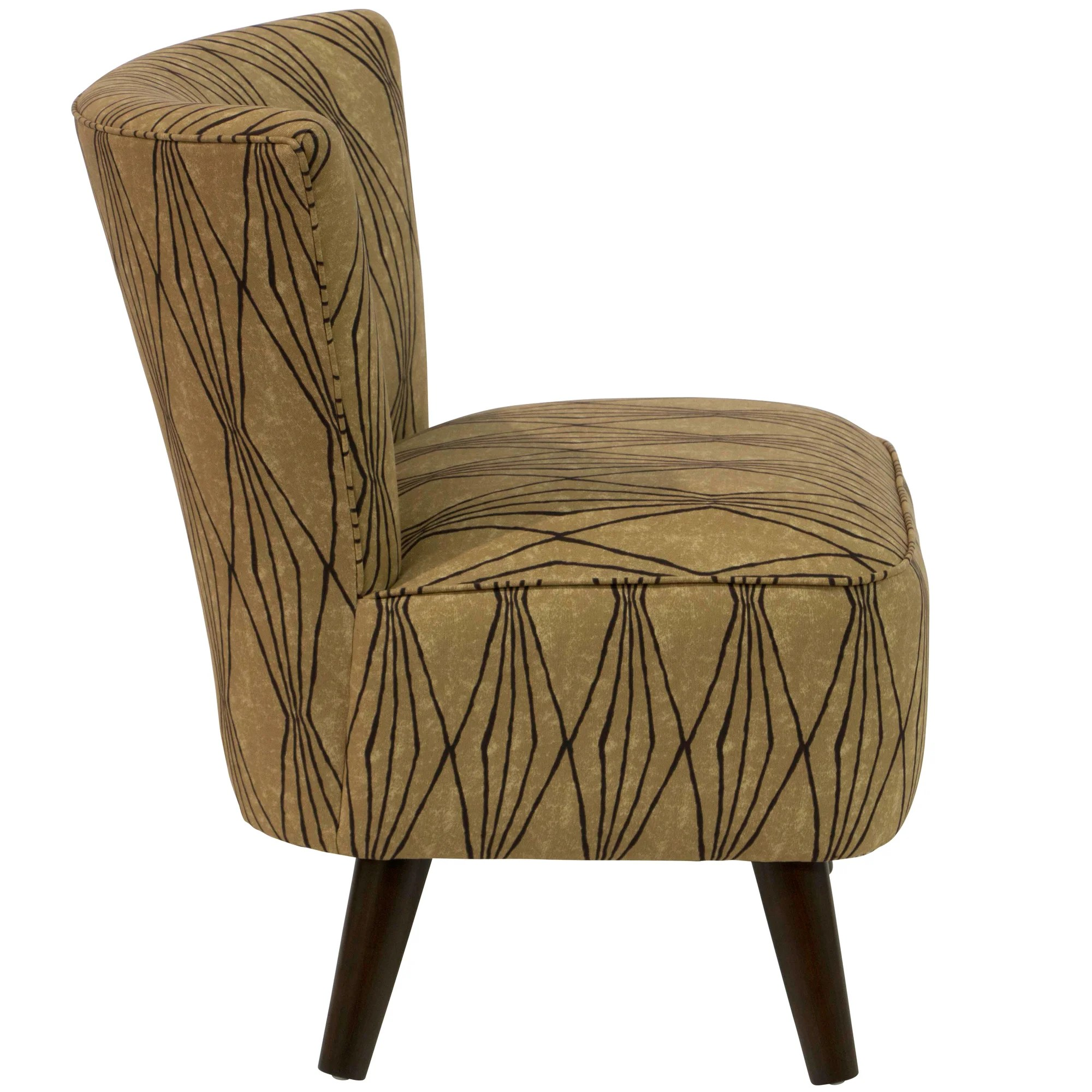skyline furniture accent chairs office chair price in pakistan slipper hand shapes flax wayfair