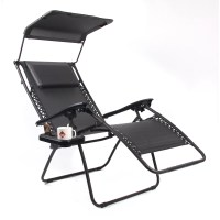 Gold Sparrow Pacific Black XL Zero Gravity Chair & Reviews
