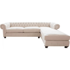 Right Arm Facing Sofa Left Chaise Brown Grey Walls Elements Fine Home Furnishings Estate Sectional Wayfair