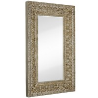 Majestic Mirror Full Length Beveled Glass Wall Mirror ...