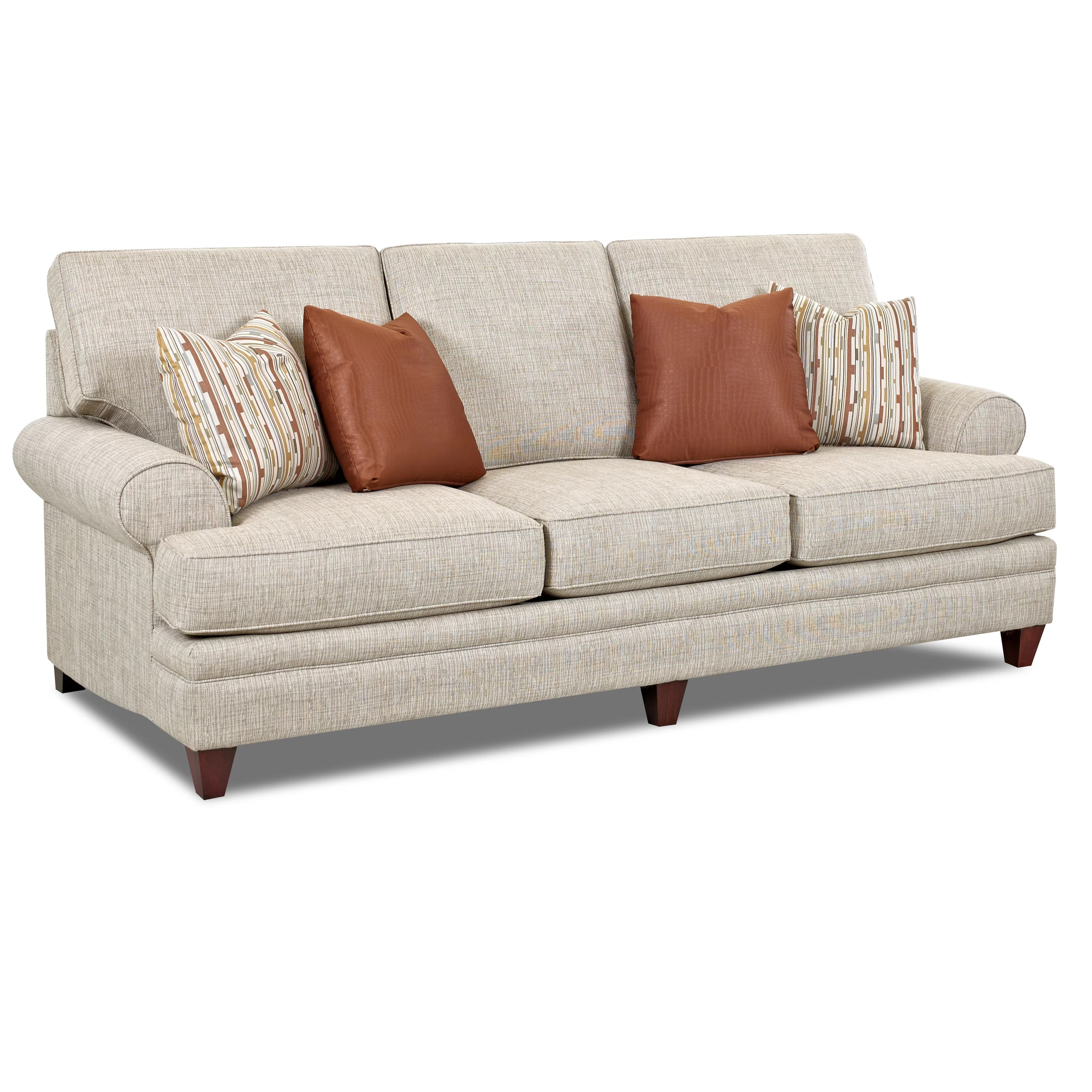 clayton sofa best sofas for dog owners klaussner furniture wayfair