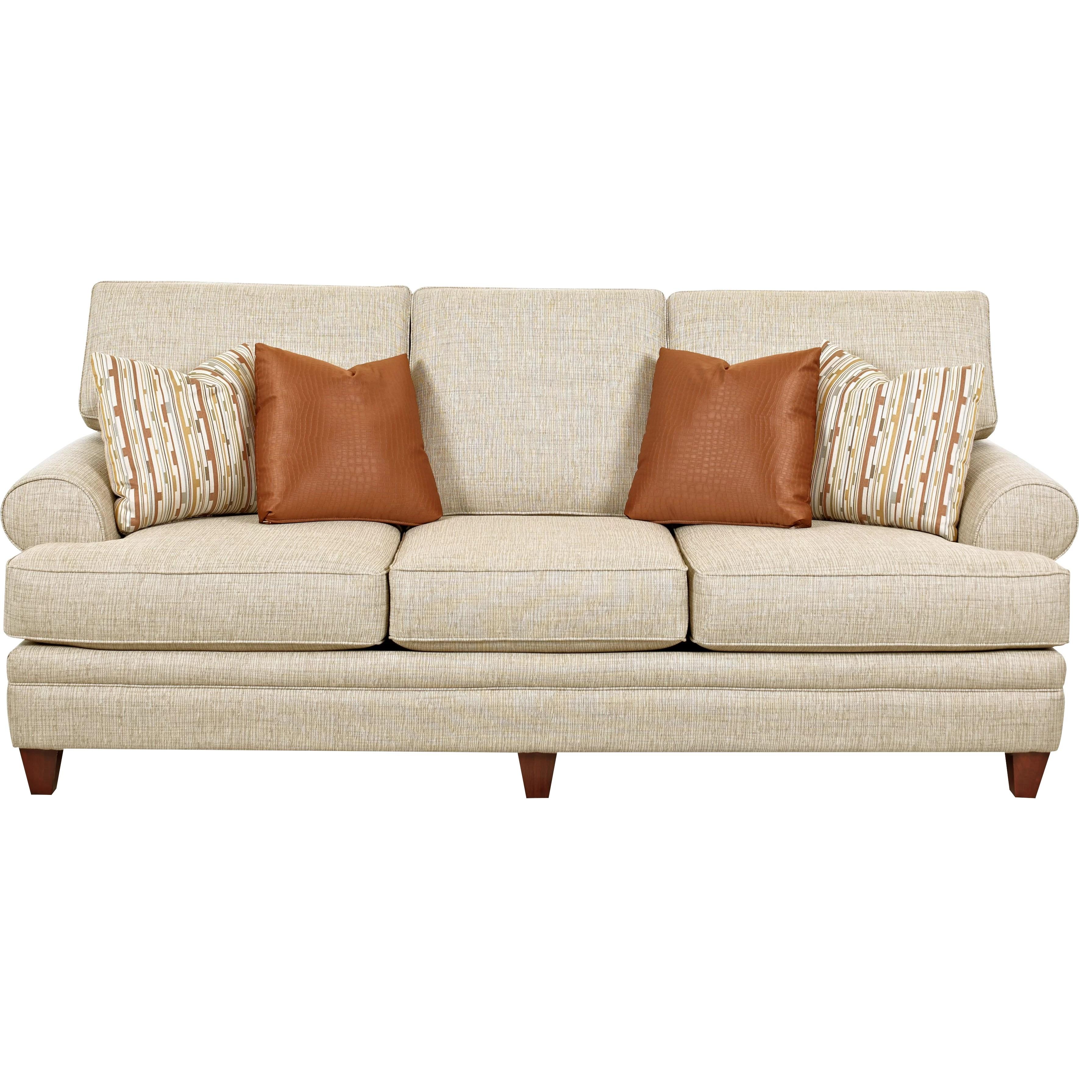 clayton sofa ashford leather next klaussner furniture wayfair