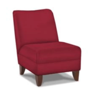 Klaussner Furniture Charlie Armless Chair & Reviews