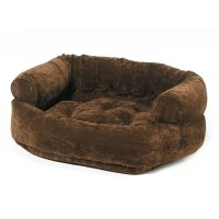 Bowsers Double Bolster Dog Bed & Reviews | Wayfair