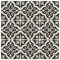 "EliteTile Lima 7.75"" x 7.75"" Ceramic Field Tile in Classic"