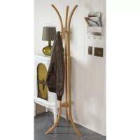 CORNER HOUSEWARES Modern Bamboo Coat Rack & Reviews | Wayfair