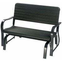 Merax Patio Garden Glider Bench & Reviews | Wayfair.ca