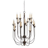 A&B Home 16 Light Candle Chandelier & Reviews | Wayfair