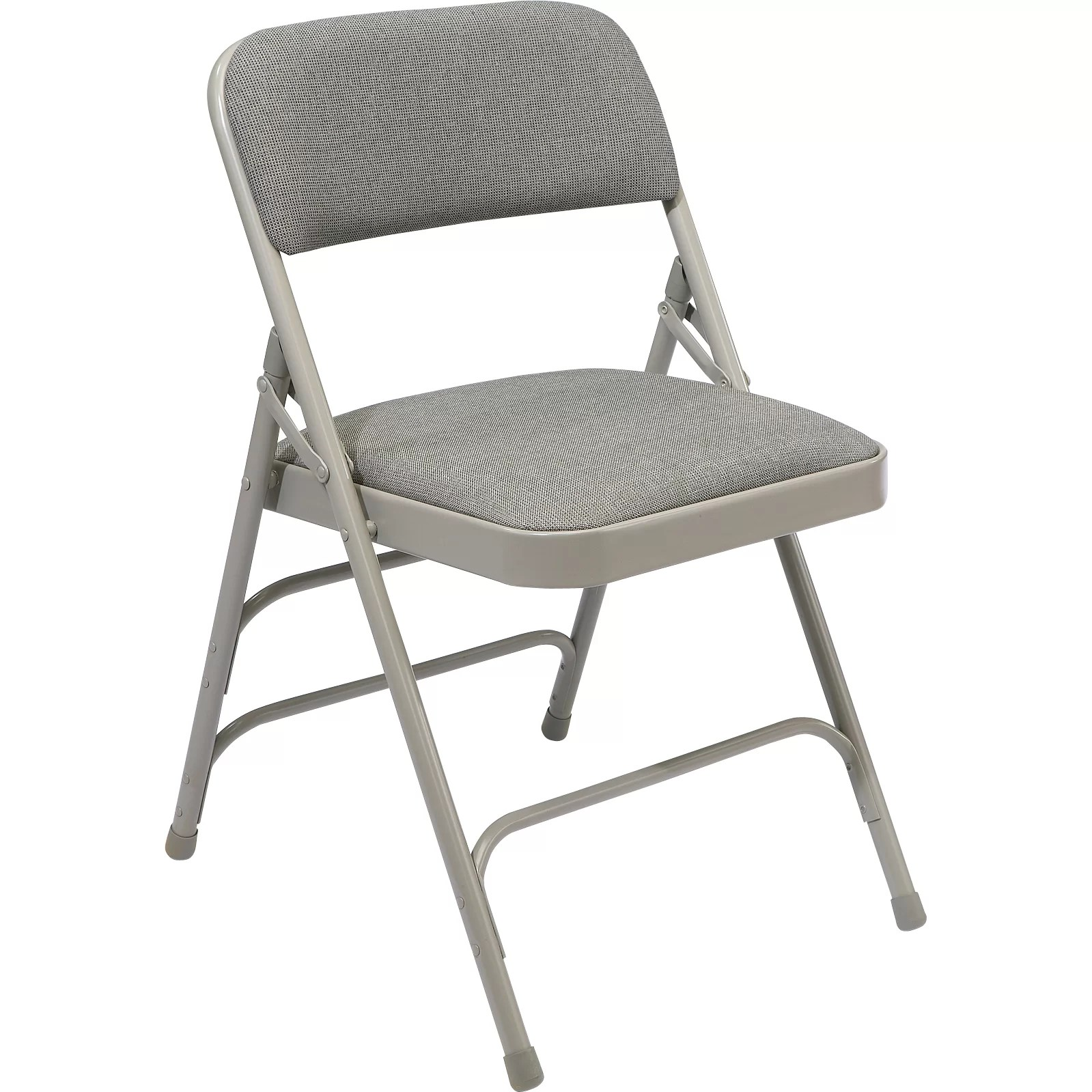Upholstered Folding Chairs National Public Seating 2300 Series Triple Strength