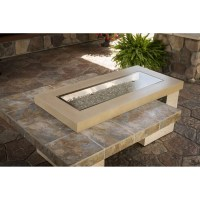 The Outdoor GreatRoom Company Uptown Crystal Fire Pit ...