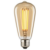 Elk Lighting Filament 4 Wattage Medium LED Light Bulb ...