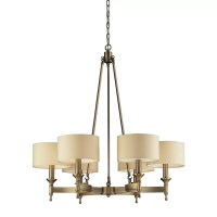 Elk Lighting 6 Light Chandelier & Reviews