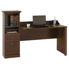 Steel Chair Bush Ikea Mellby Covers Furniture Barton Computer Desk And Reviews Wayfair Supply