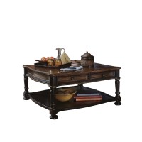 Hooker Furniture Preston Ridge Coffee Table & Reviews ...