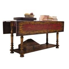 Wayfair Furniture Sofa Tables Bed Set Up Hooker Seven Seas Drop Leaf Console Table