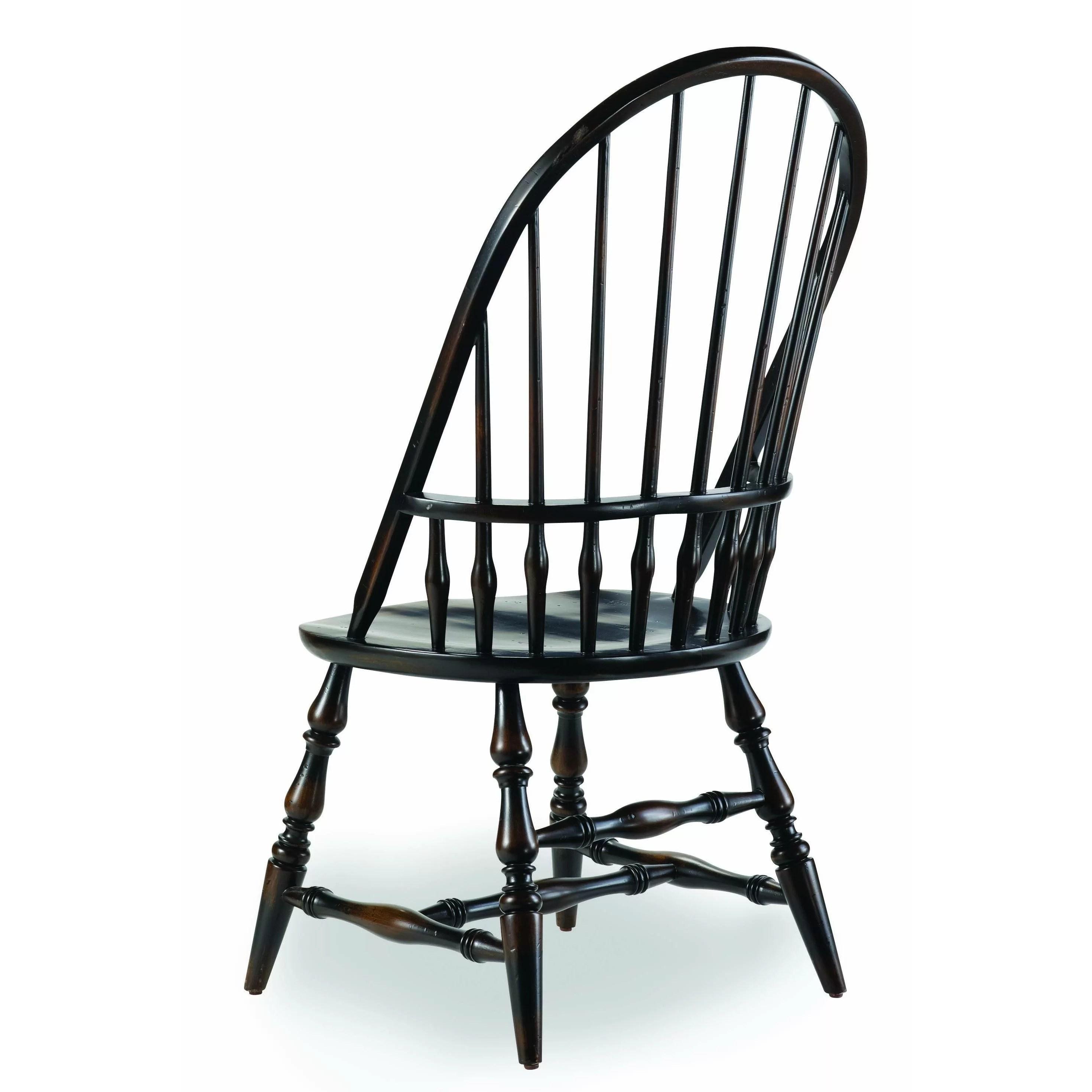 Hooker Furniture Sanctuary Windsor Side Chair  Reviews