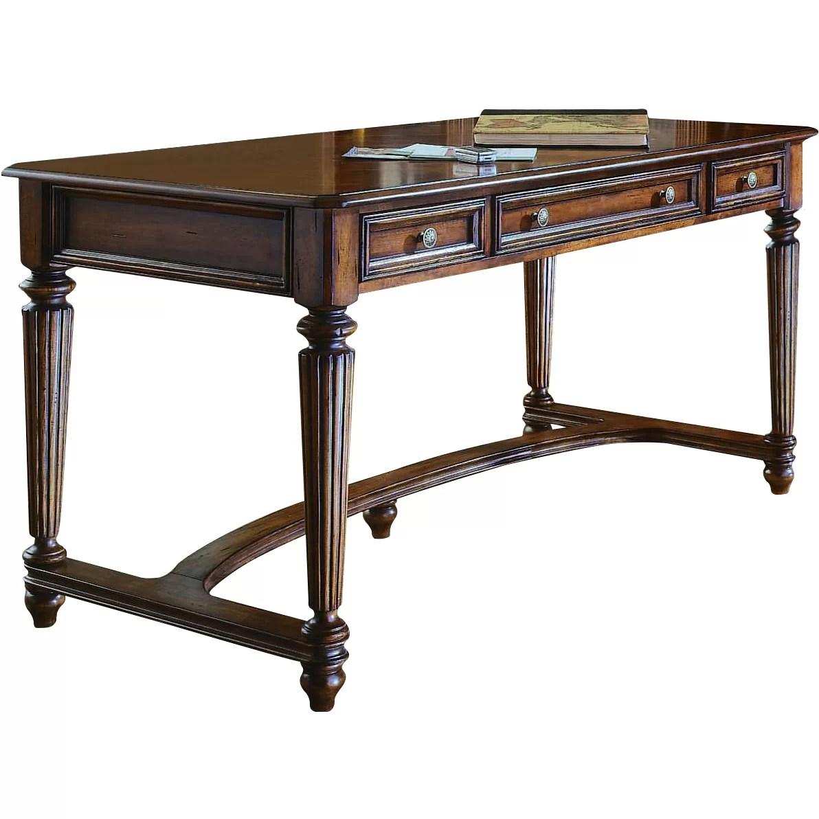 Hooker Furniture Brookhaven Computer Desk with Keyboard