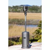 Fire Sense Standard Propane Patio Heater & Reviews | Wayfair