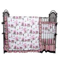 Trend Lab Waverly Tres Chic 3 Piece Crib Bedding Set ...