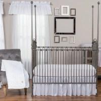 Trend Lab Marshmallow 3 Piece Crib Bedding Set & Reviews ...