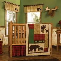 Trend Lab Northwood's 3 Piece Crib Bedding Set & Reviews ...