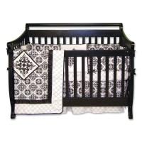 Trend Lab Versailles 4 Piece Crib Bedding Set & Reviews ...