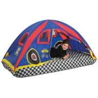 Pacific Play Tents Rad Racer Bed Play Tent & Reviews | Wayfair