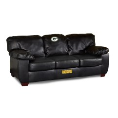 Sofa Bison Cat Bed Canada Imperial Nfl Classic Leather And Reviews Wayfair