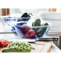 Pyrex 4 Piece Mixing Bowl Set | Wayfair