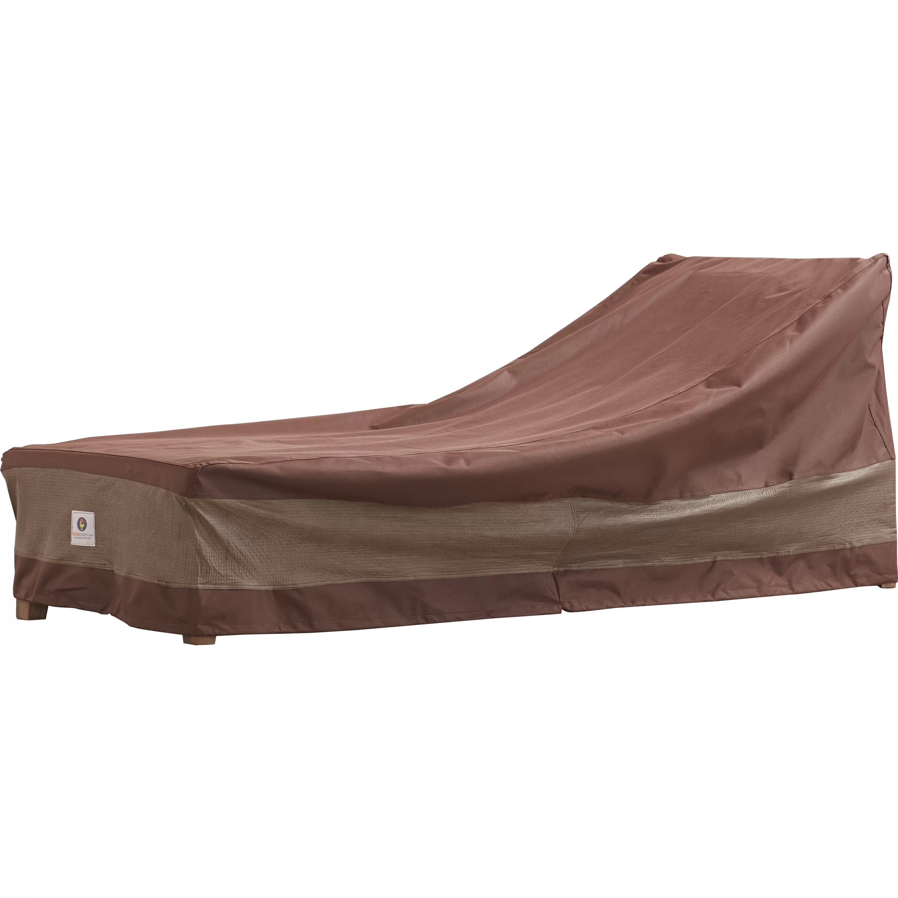 cover for chaise lounge chair replacement spindles chairs duck covers ultimate patio and reviews