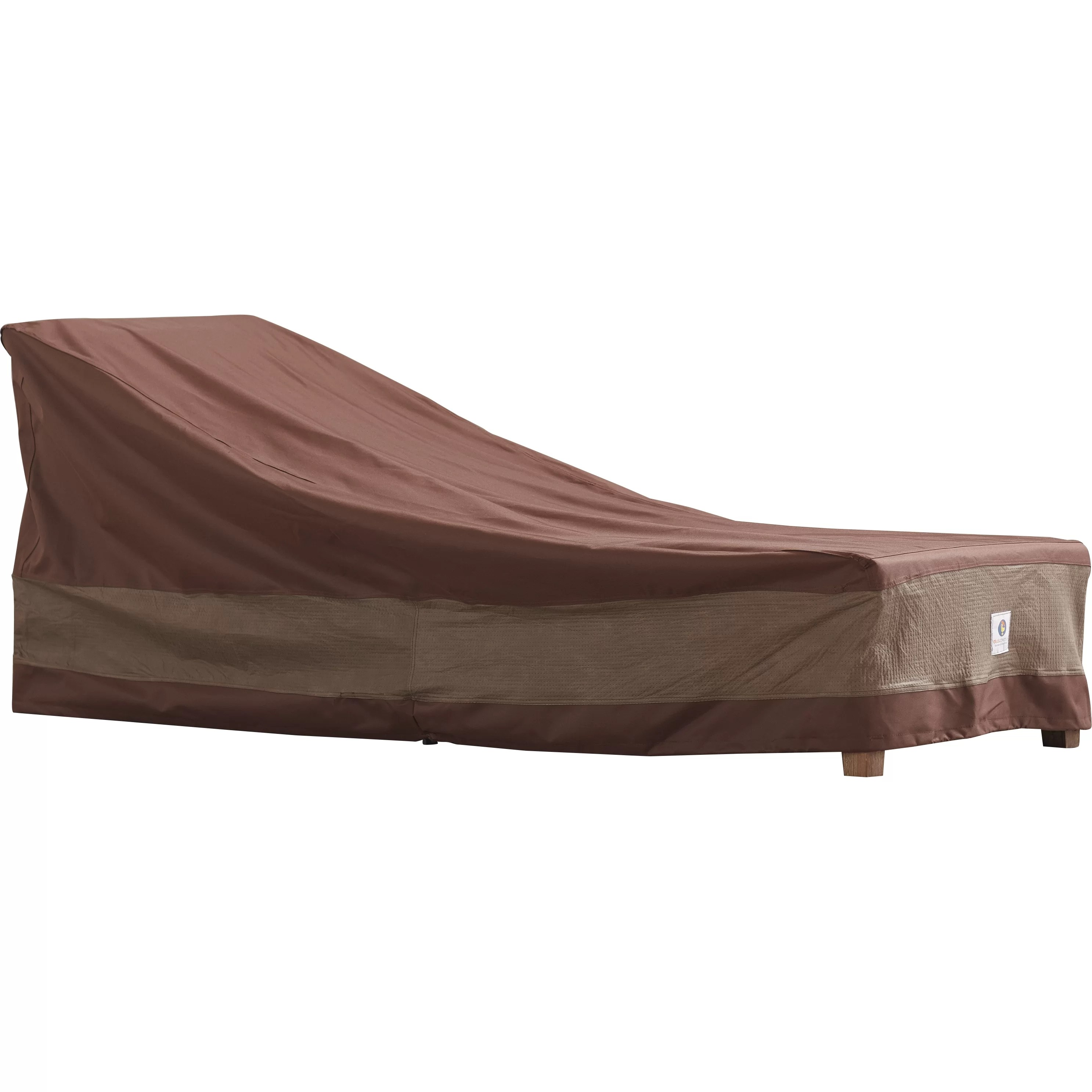 cover for chaise lounge chair side chairs with casters duck covers ultimate patio and reviews